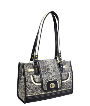 CAMILLA Shoulder Tote - Moonbeam
