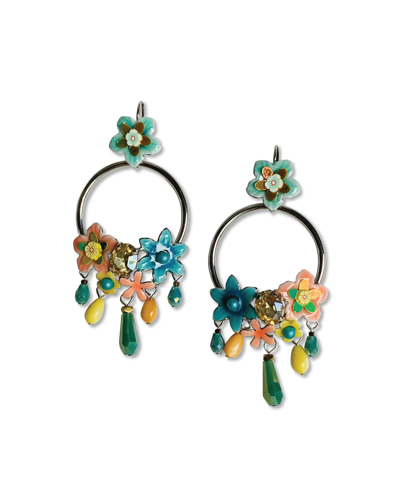 EARRINGS - French Hoop
