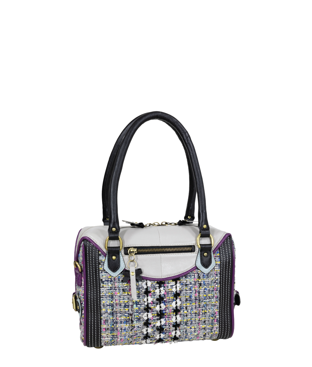 ISADORA MINI Bowler Bag - Twilight