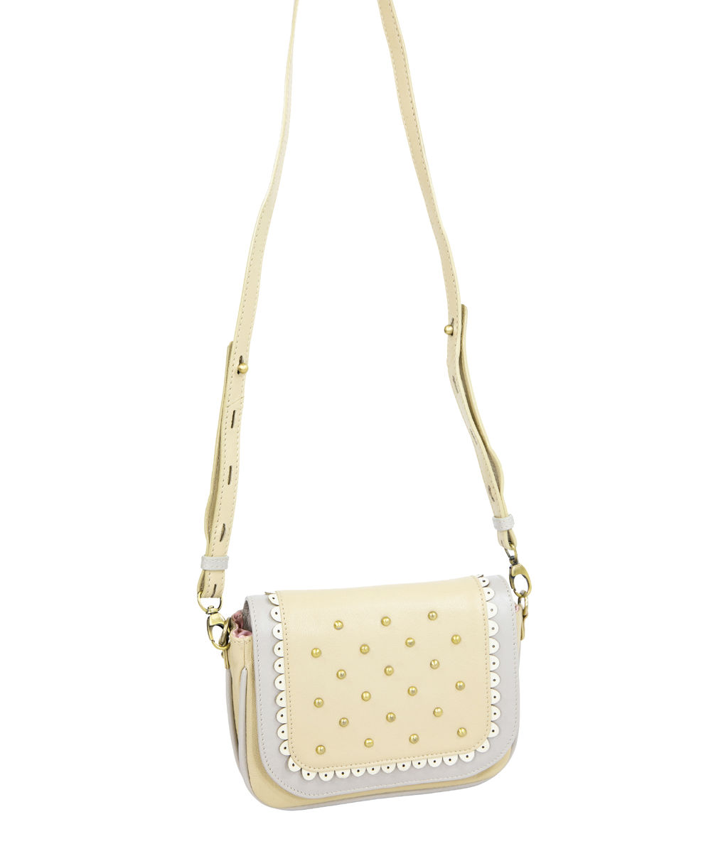 LILY Mini Crossbody - Nougat