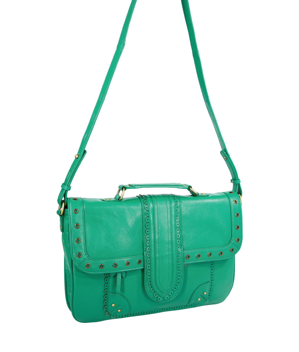 MATISSE Crossbody - Emerald