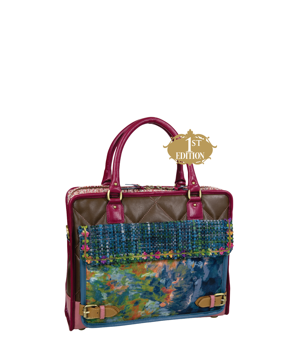 PAULETTE Work Tote - Botanical - 1st Edition