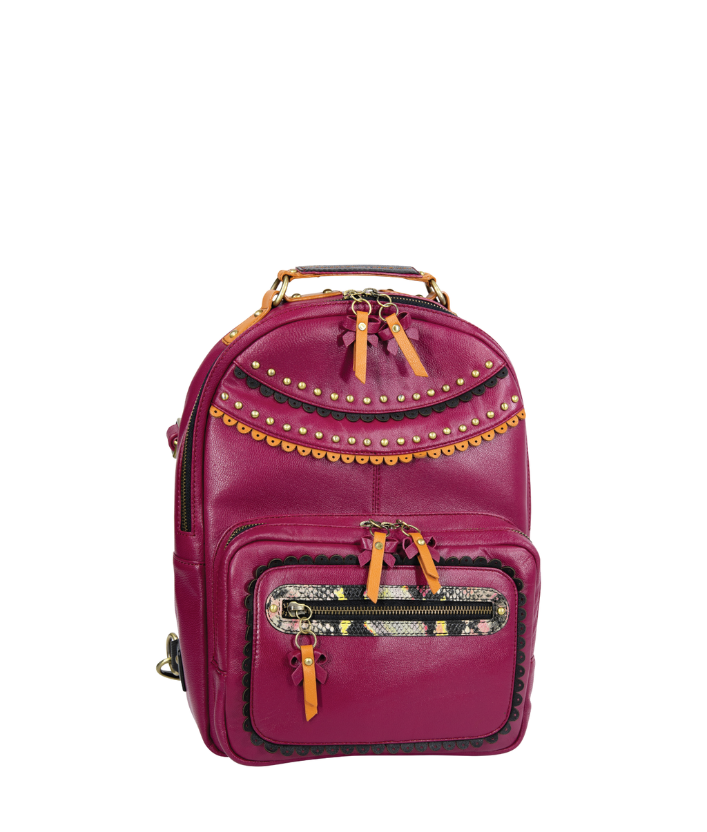 PIPPA Backpack - Berry