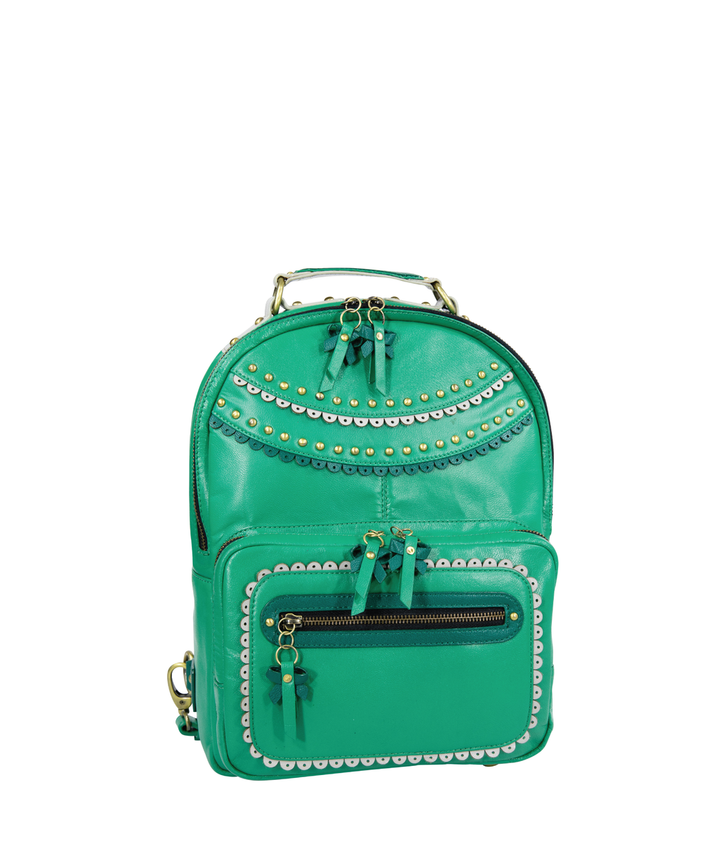 PIPPA Backpack - Emerald