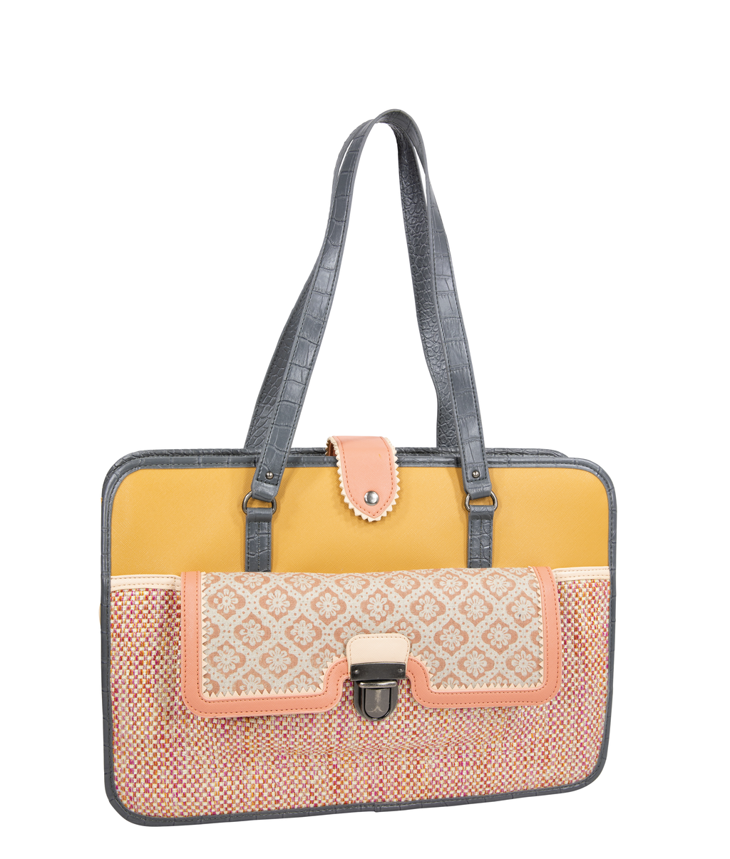 SUZANNA Work Satchel - Babylon