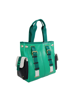 SYBELLA Carry All Tote - Emerald