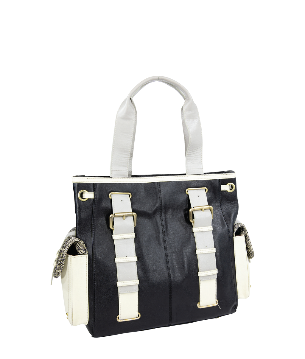SYBELLA Carry All Tote - Moonbeam