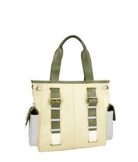 SYBELLA Carry All Tote - Nougat