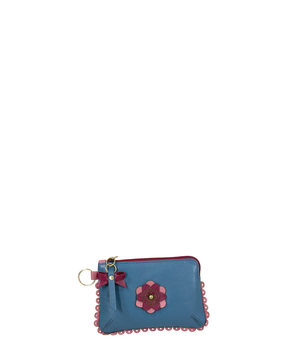WINNIE Card Purse - Botanical