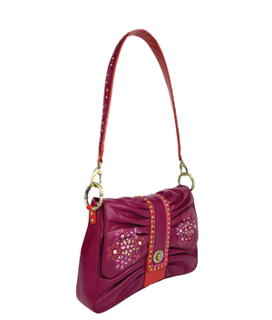 JORGETTE Shoulder Bag - Fireworks