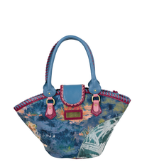 BIRGITTE Bucket Bag - Botanical