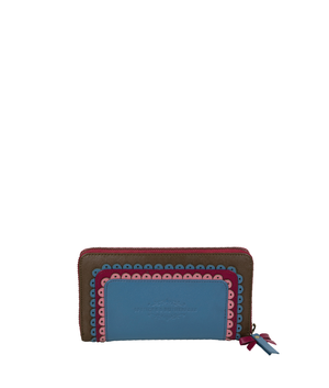 GILDA Zip Wallet - Botanical