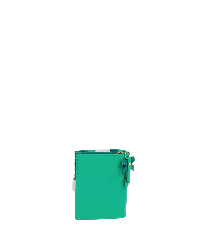 MISS MONEY PENNY Wallet - Emerald