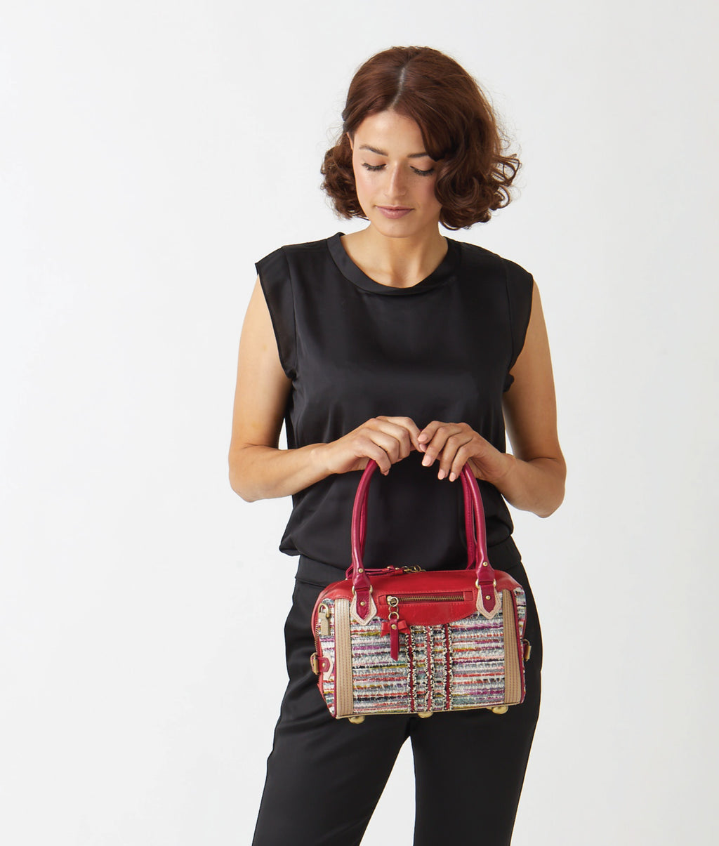 ISADORA MINI Bowler Bag - Gypsy