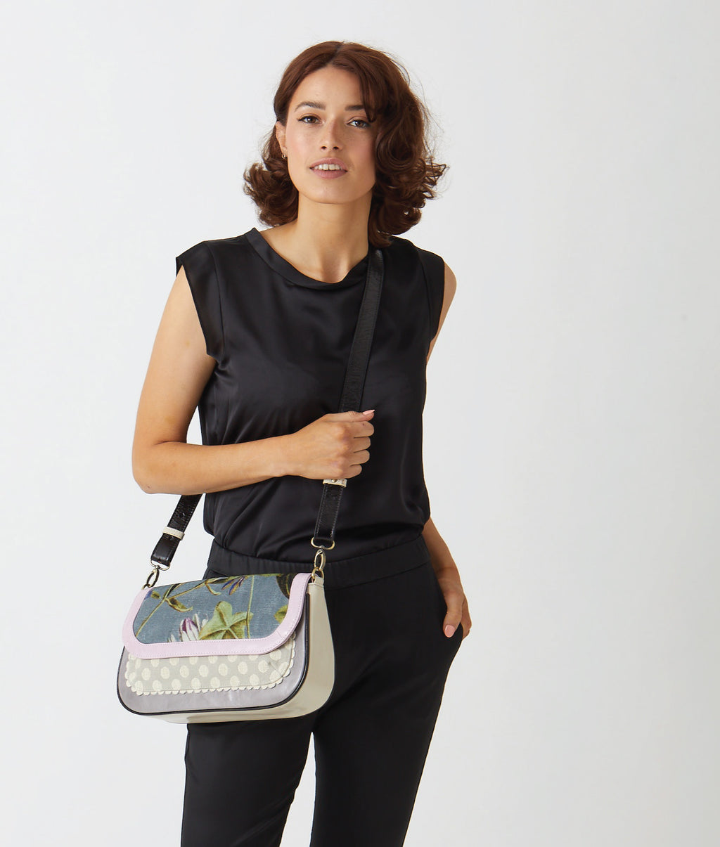 PALOMA Crossbody Clutch - Garden of Eden - 1st Edition