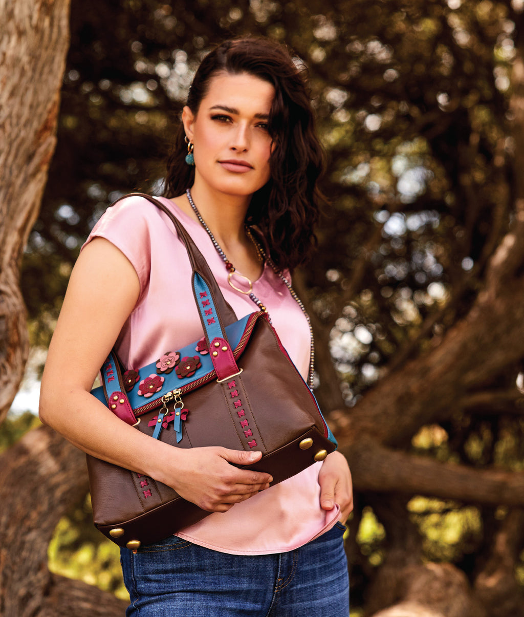 UNA Shoulder Bag - Botanical - 1st Edition