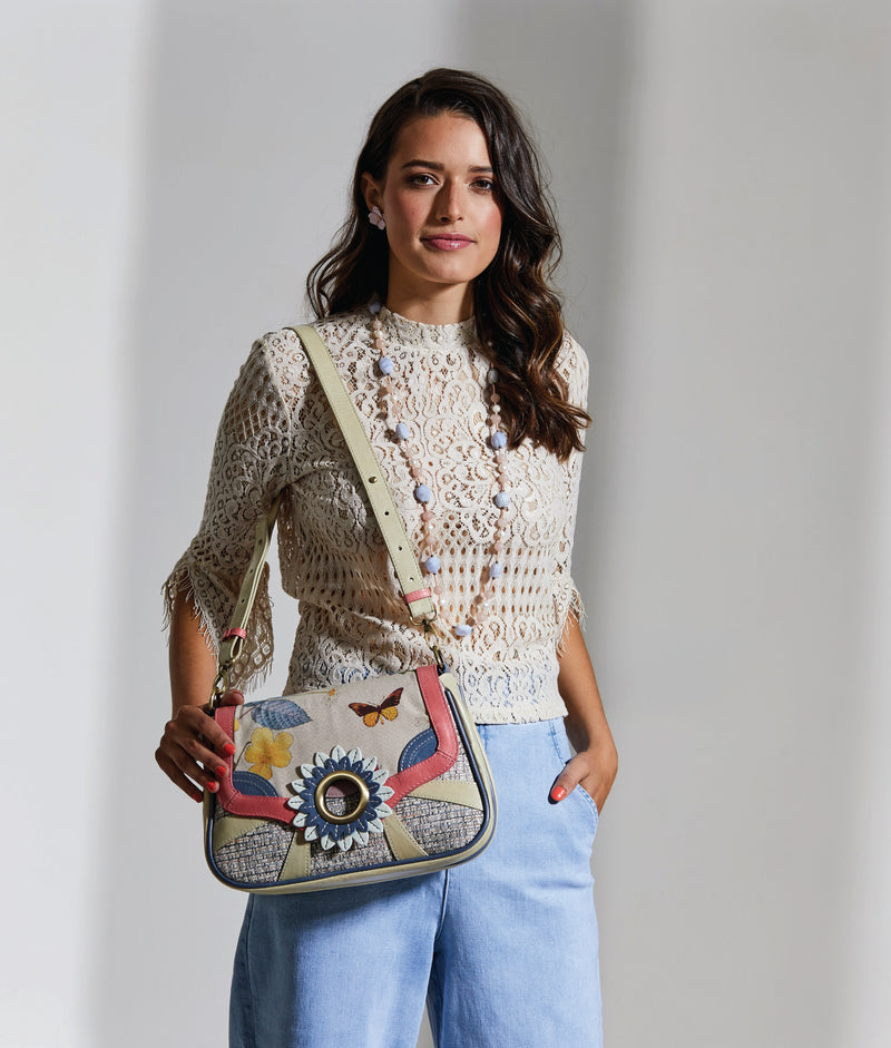 OLIVIA Crossbody Bag - Fly Me Away