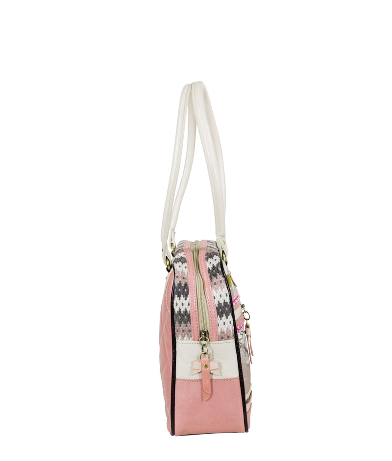 NINA Shoulder Bag - Tea Party