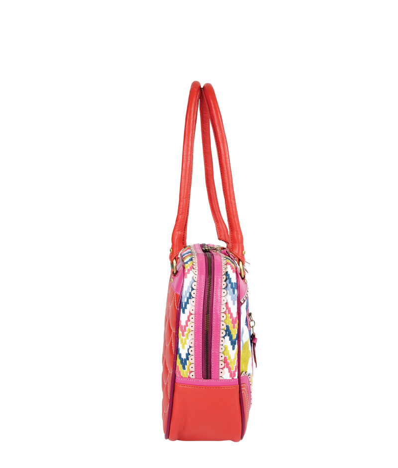 NINA Shoulder Bag - Fireworks