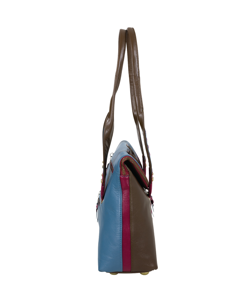 UNA Shoulder Bag - Botanical