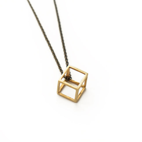 Larissa Loden Jewelry - Mini Pirouette Necklace