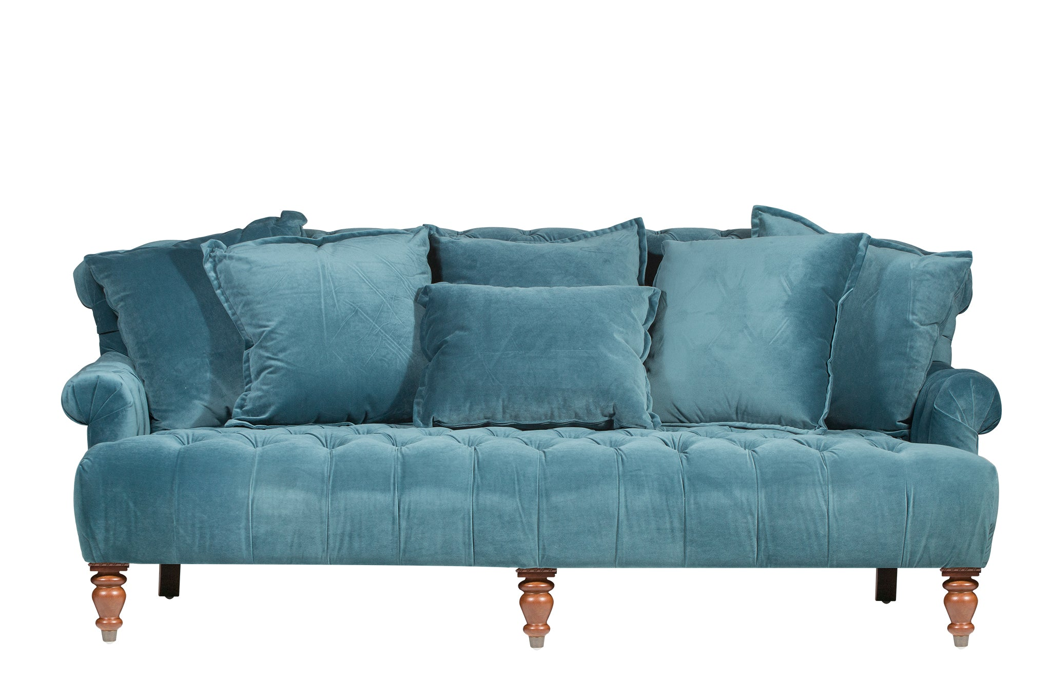 sofa scandinavian blue gray and article century mid pebble product timber furniture modern sofas