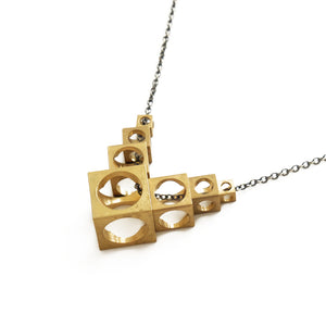 Larissa Loden Jewelry - Geometry Lesson Necklace