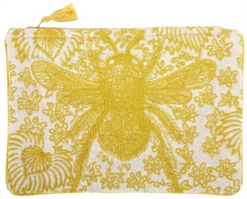 THOMASPAUL - Buzz Embroidered Pouch