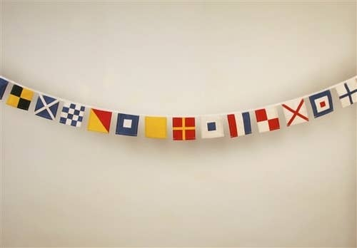 THOMASPAUL - Flags Banner - Multi