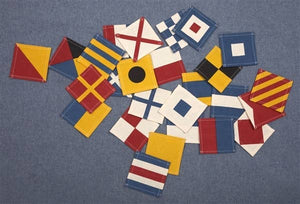 THOMASPAUL - Flags Coaster Set of 26
