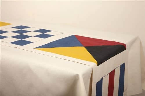 Flag Table Runner