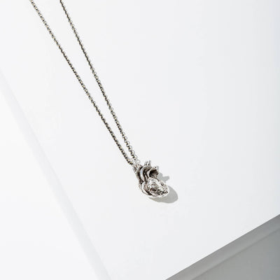 Larissa Loden Jewelry - Anatomical Heart Necklace