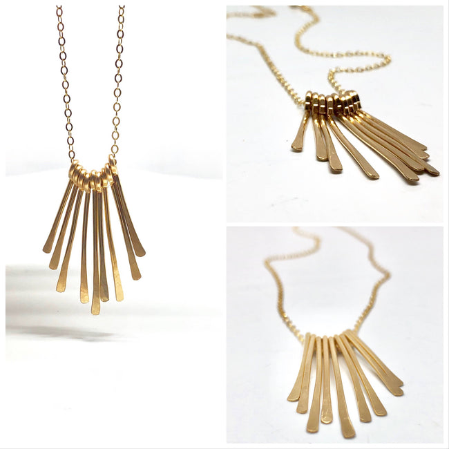 Hadas Kol Collection - Sunset Necklace