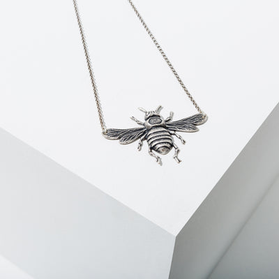 Larissa Loden Jewelry  - Bee Necklace