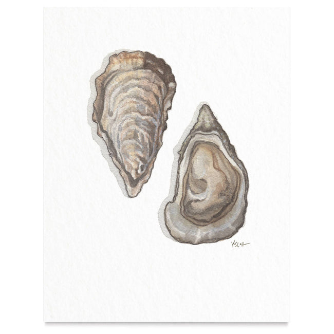 Oysters Prints
