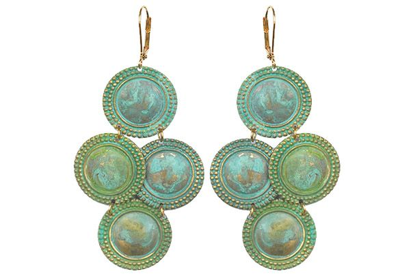 We Dream in Colour - Agea Grand Earrings