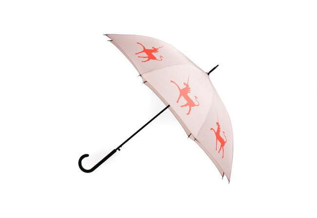 The San Francisco Umbrella Company - Unicorn Long Stick Umbrella