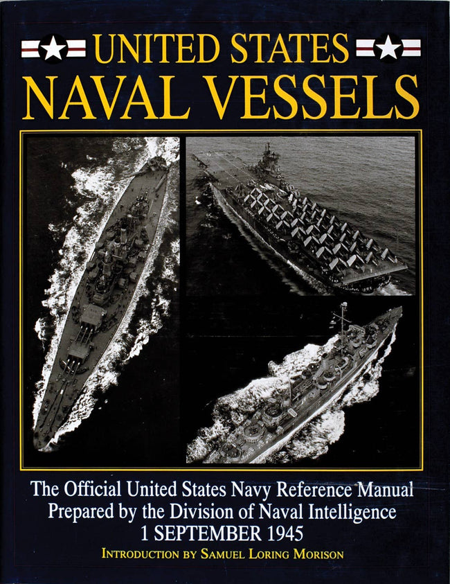 Schiffer Military - United States Naval Vessels