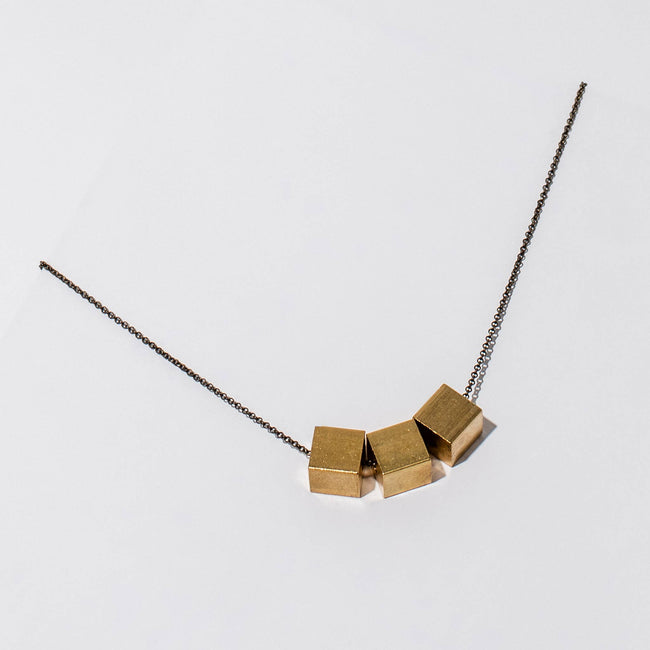 Larissa Loden Jewelry - Cubist Necklace
