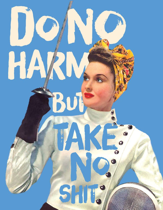 Offensive + Delightful - DO NO HARM