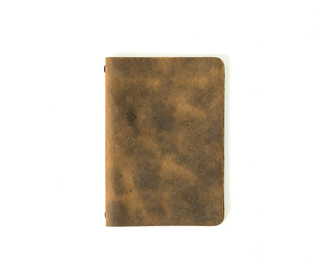Leather Journal - Classic - Standard - Desert Sand