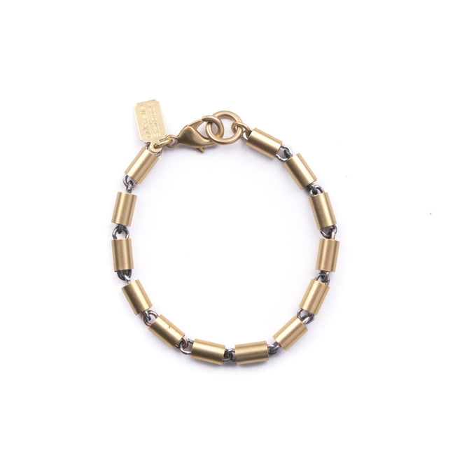 Michelle Starbuck Designs - Tube Chain Bracelet