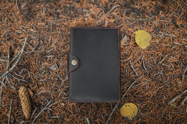 Kodiak Leather - Drifter Leather Journal