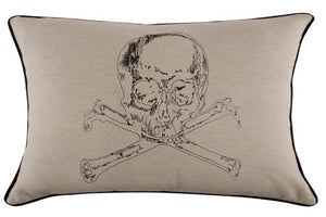 Crypt Pillow - Ebony Case