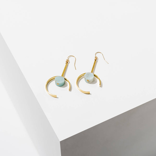 Larissa Loden Jewelry - Santorini Earrings