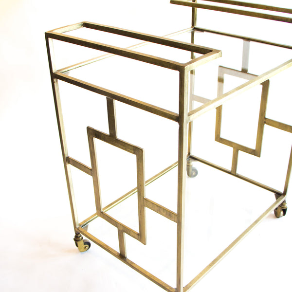 Zain Bar Cart