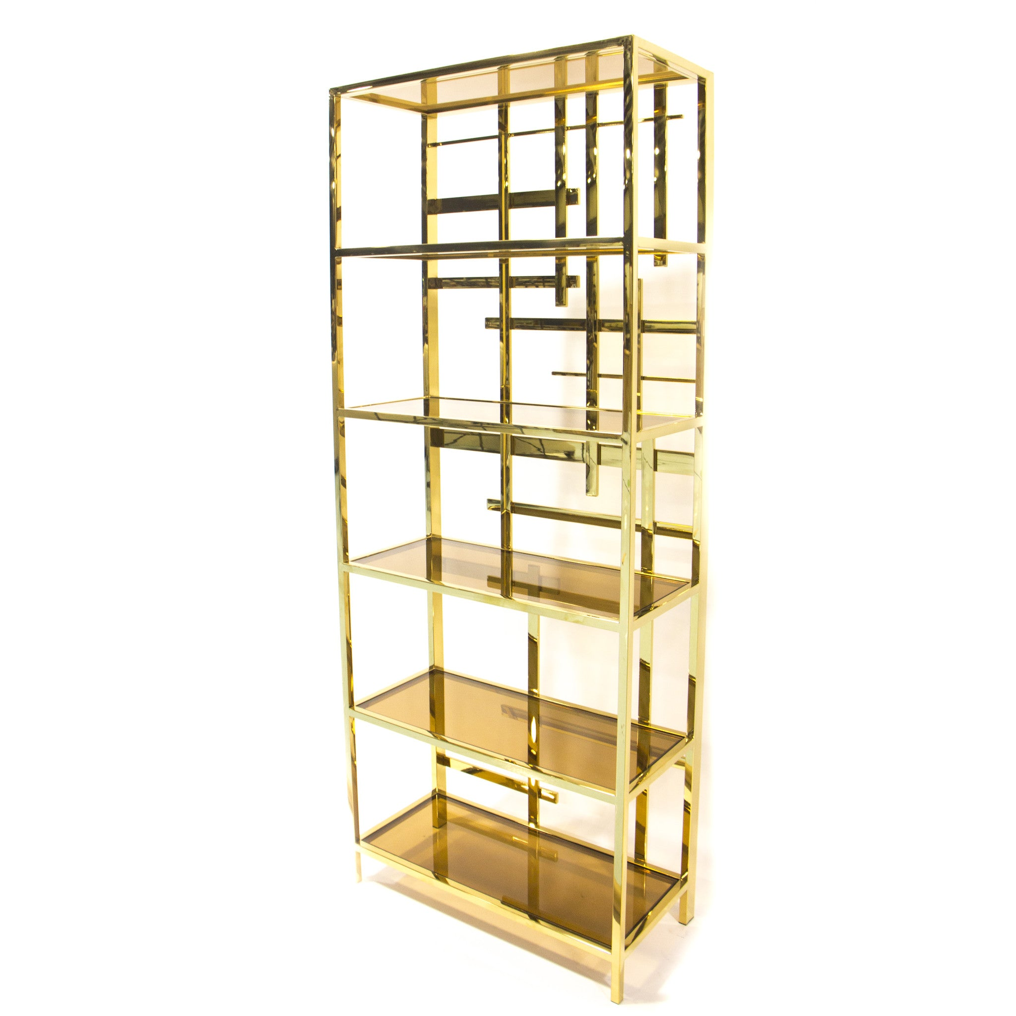living store metal a in nutshell gold ikea wide display blog bookcase boutique hack