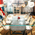 24e Airplane Door Dining Table
