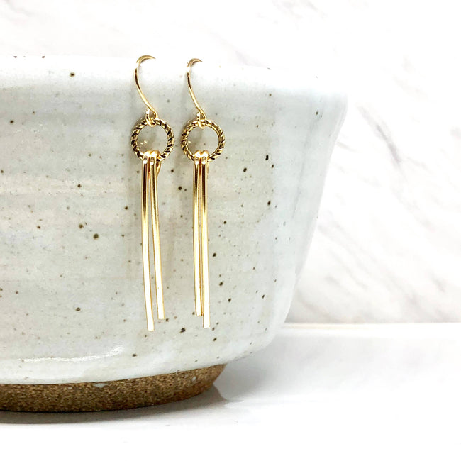 Hadas Kol Collection - Sara Earrings