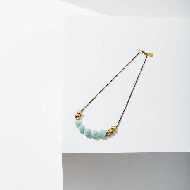 Larissa Loden Jewelry - Mint Julep Necklace